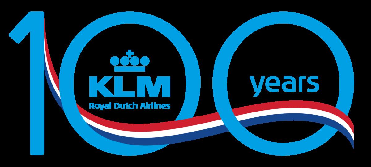 KLM 100 årsjubileum