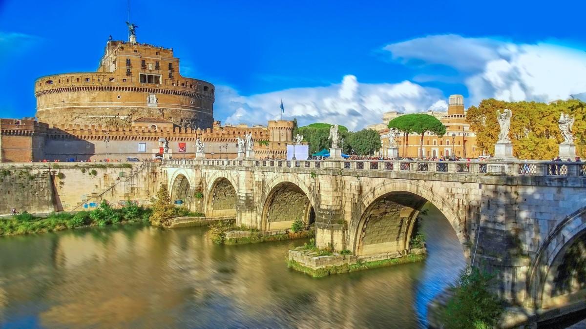 Roma fra kr. 509,-