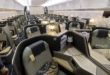 China Airlines Business Class Airbus A350 kabin