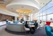 Air France Lounge Washington