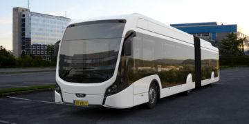 Elektriske shuttlebusser fra VDL