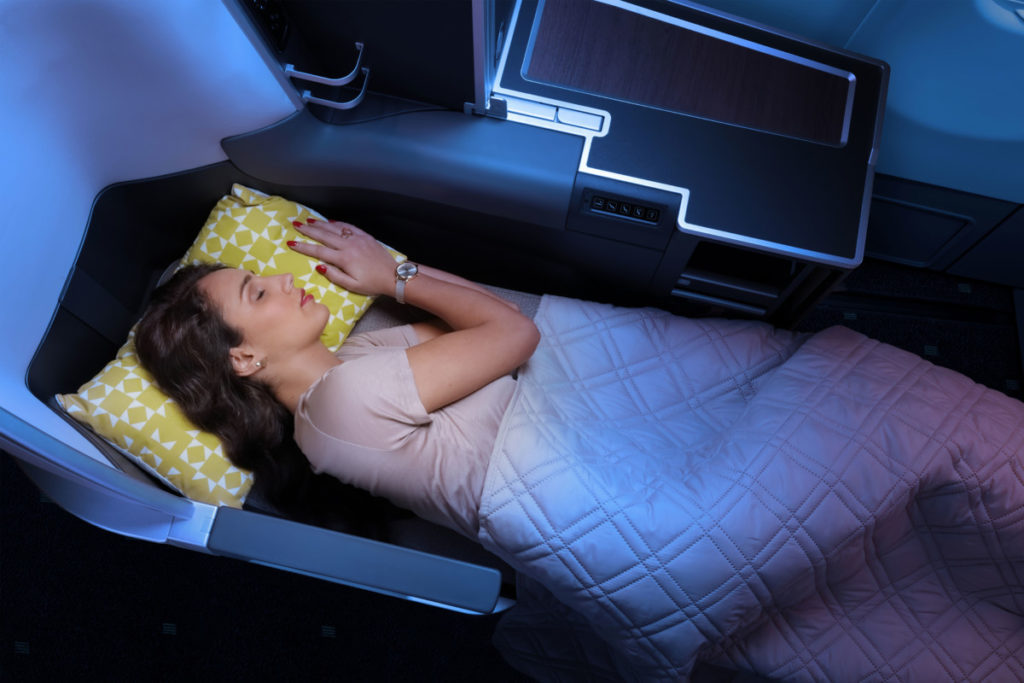 TAP Air Portugal Airbus A330 business class