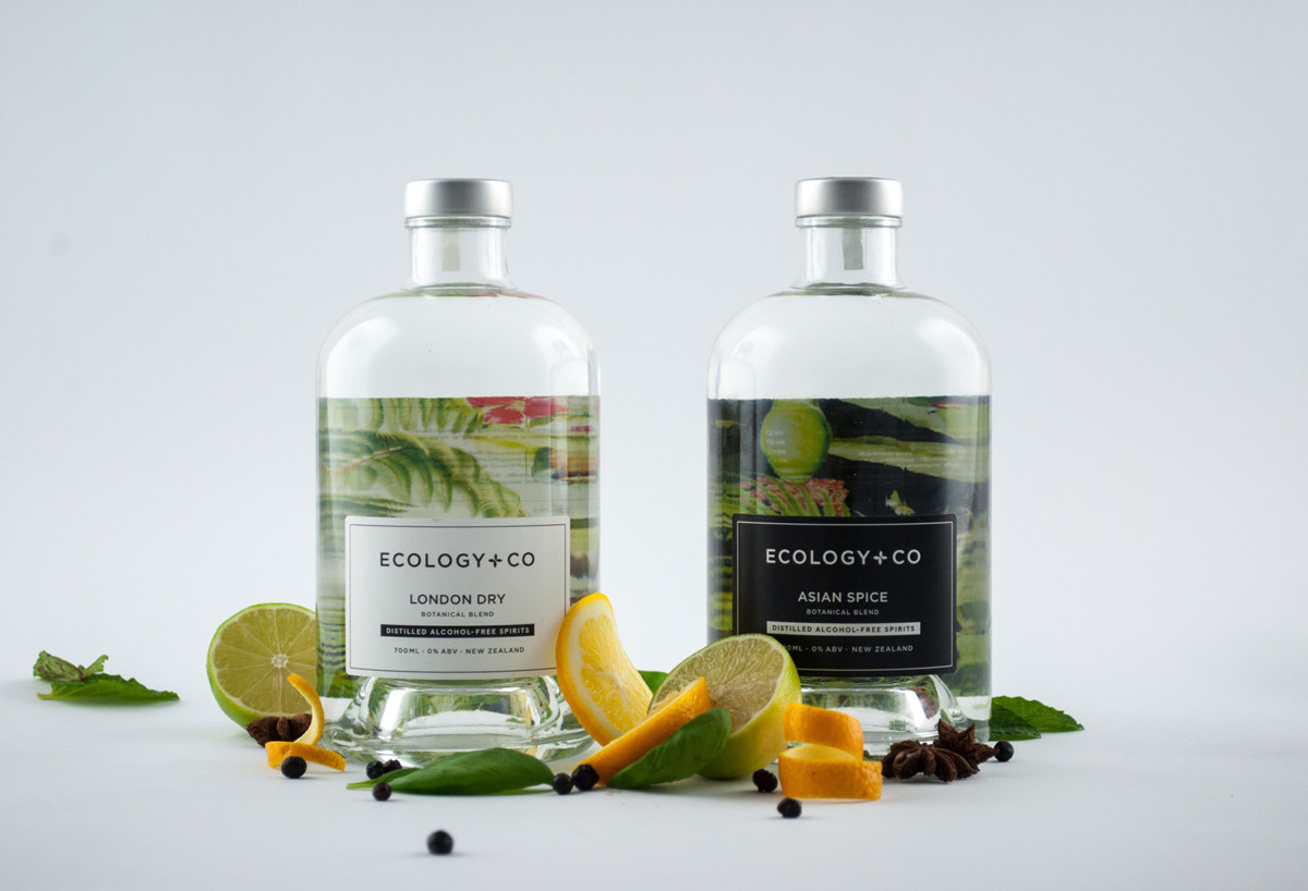 Ecology & Co alkoholfri gin