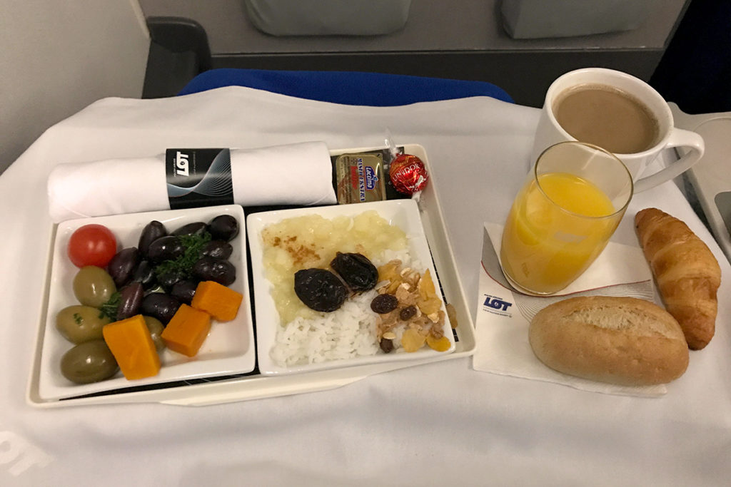 Mat og drikke fra Sofia til Warszawa