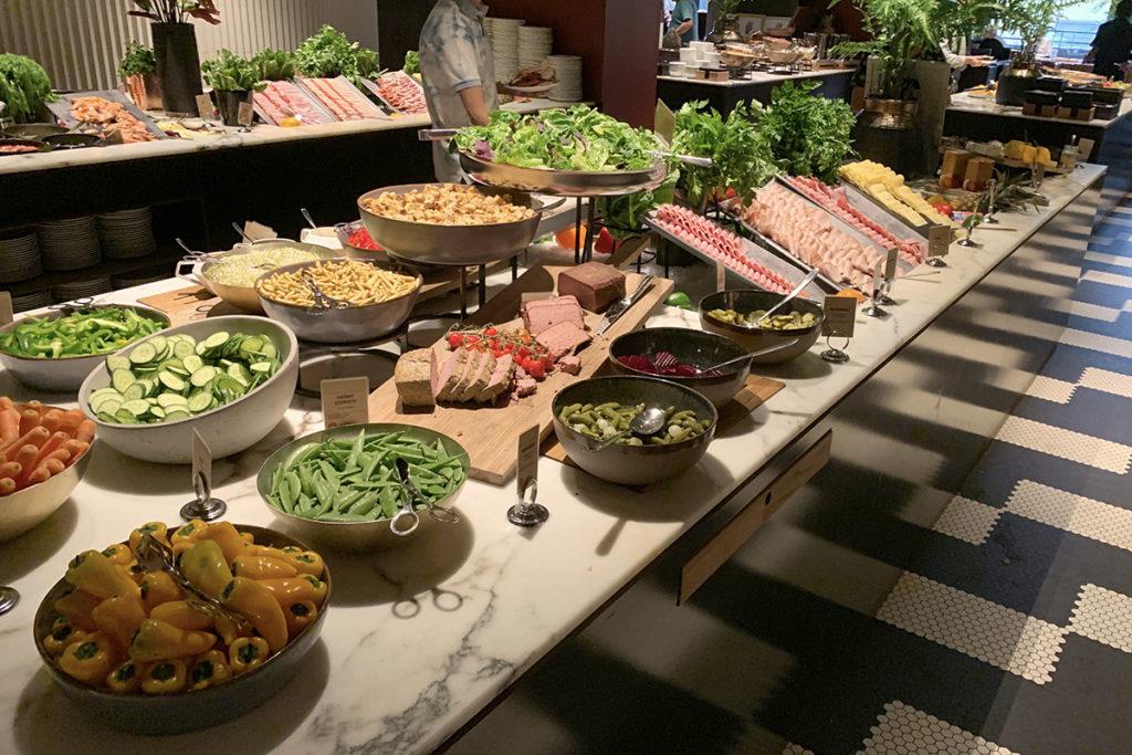 frokostbuffet
