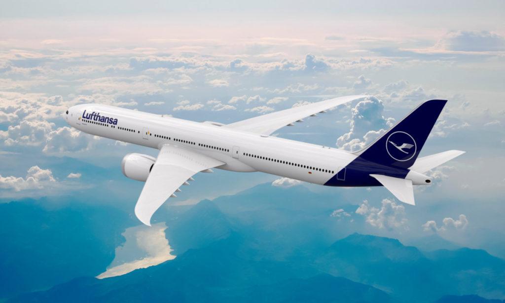 Lufthansa Boeing 777-9