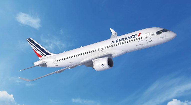 Air France Airbus A220-300