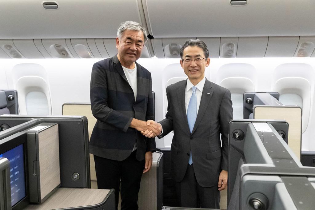 ANA Boeing 777-300ER redesign