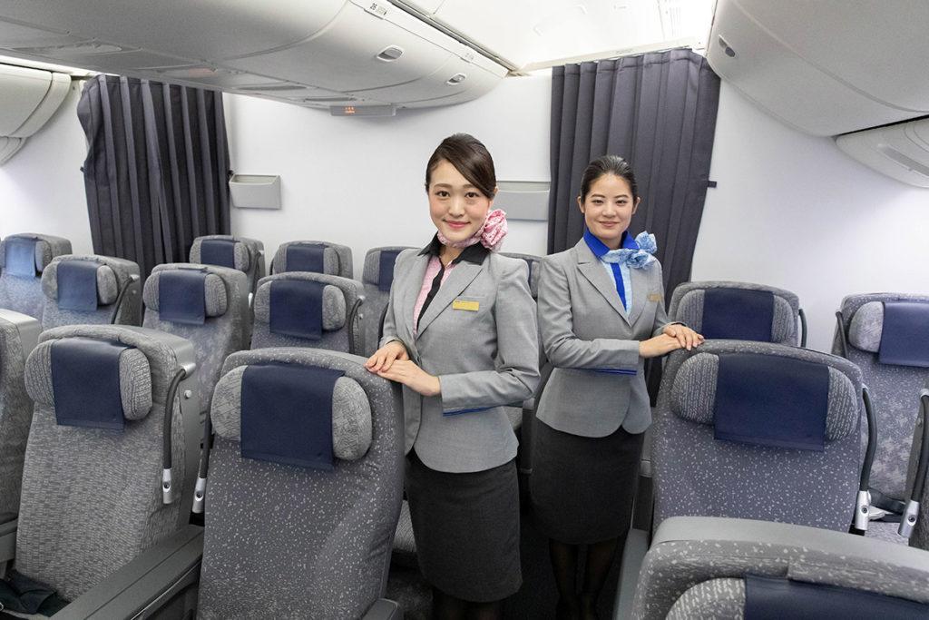 ANA Boeing 777-300ER Premium Economy