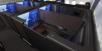 ANA Boeing 777-300ER The Suite First Class