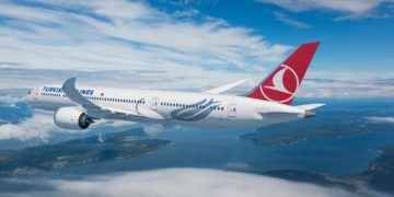 Turkish Airlines Boeing 787-9 Dreamliner