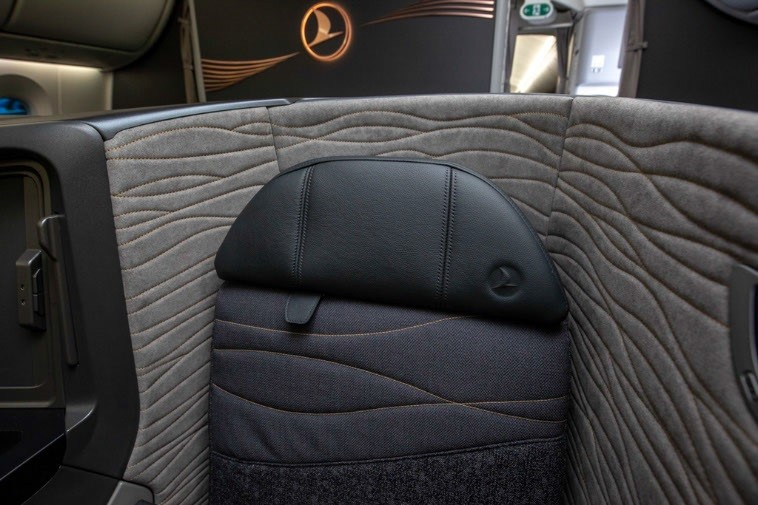 Turkish Airlines 787-9 Dreamliner Business Class