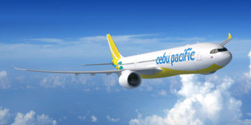 Cebu Pacific Airbus A330neo
