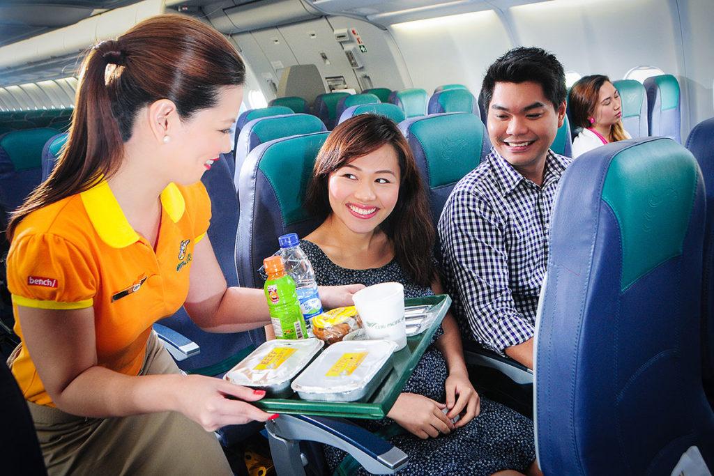 Cebu Pacific Airbus A330 kabin