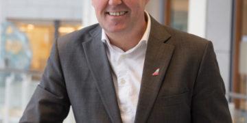Finansdrektør Geir Karlsen i Norwegian