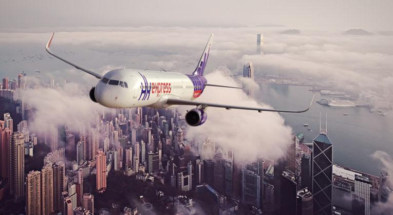 Hong Kong Express Airways (HK Express) er nå en del av Cathay Pacific Group