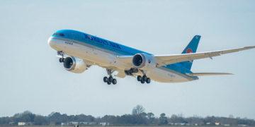 Korean Air Boeing 787-9 Dreamliner