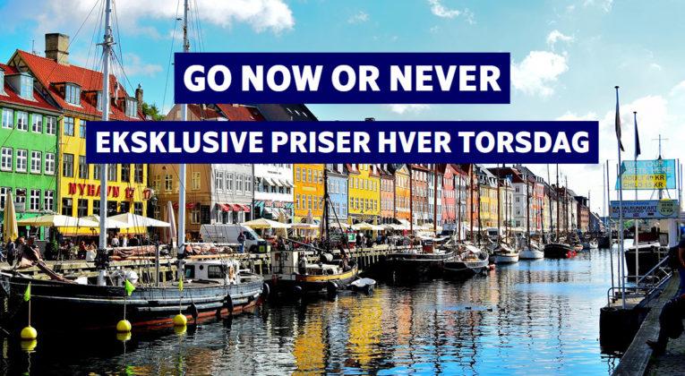 Nyhavn, København, Skandinavia, SAS Now or Never