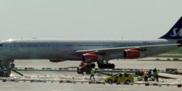 SAS Airbus A340 LN-RKP