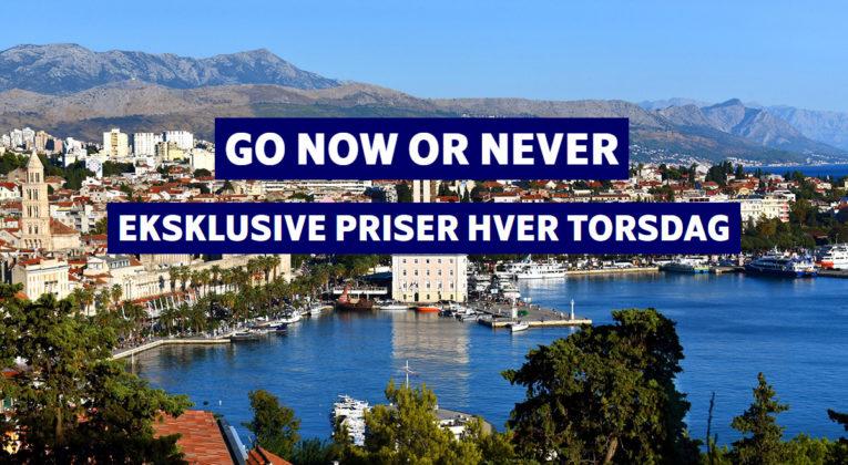 Split, Kroatia, SAS Now or Never