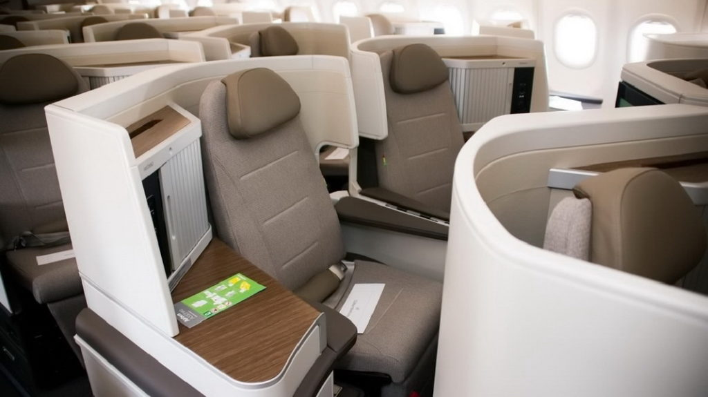 TAP Air Portugal Airbus A330neo business class