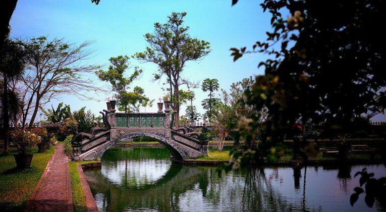 Tirtaganga, Bali, Indonesia
