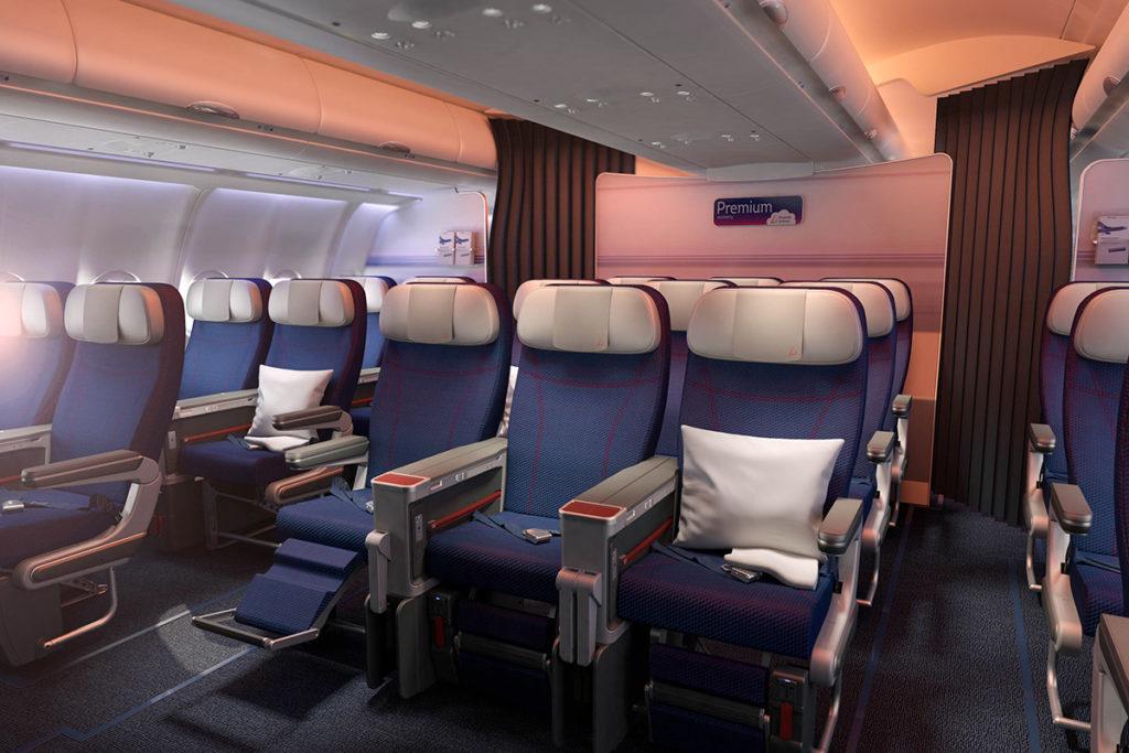 Brussels Airlines Premium Economy
