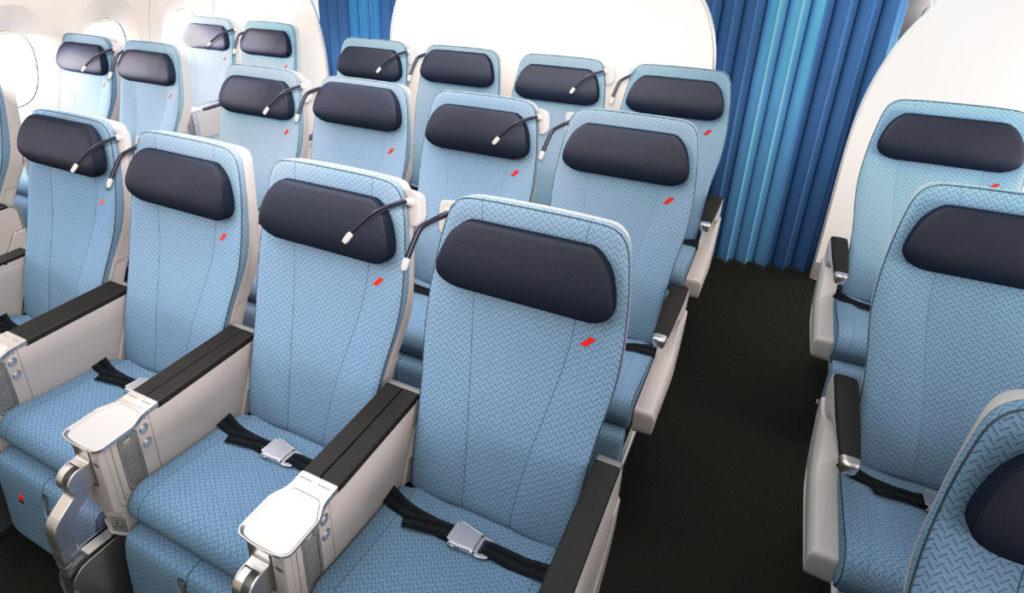Air France Airbus A350 Premium Economy