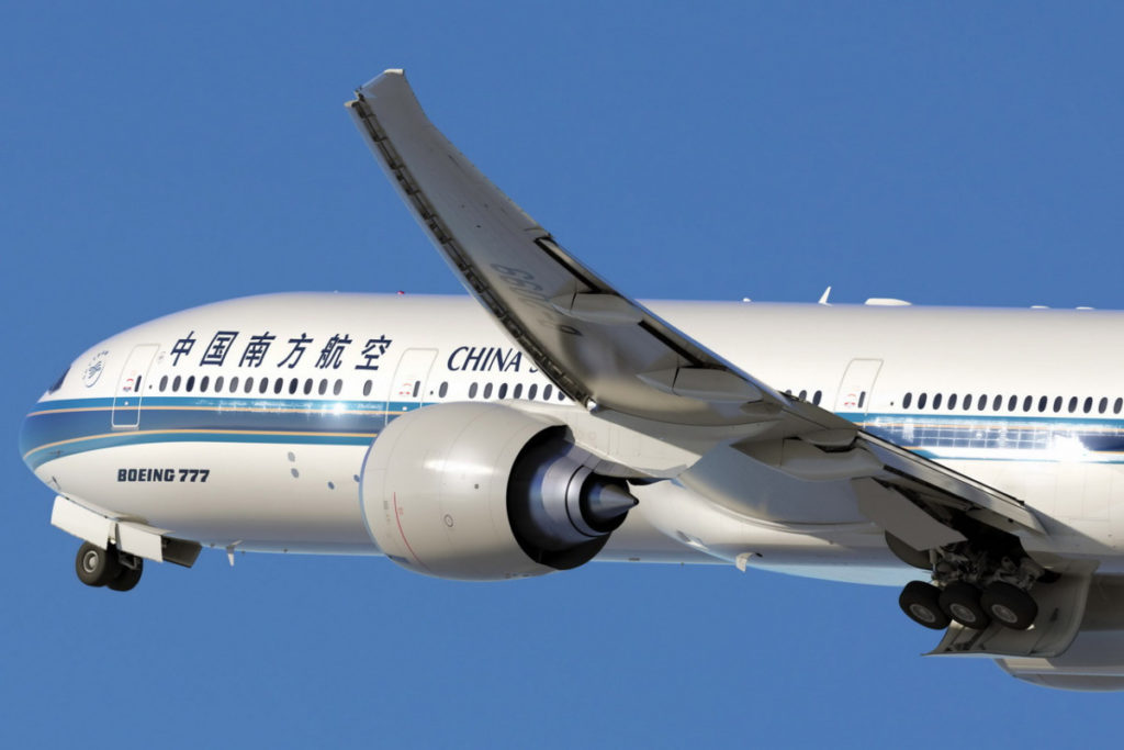 China Southern Airlines Boeing 777-300ER