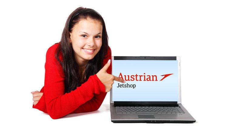 Austrian Airlines Jetshop