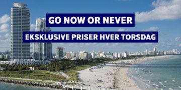 SAS Now or Never Miami, Washington, Los Angeles, USA