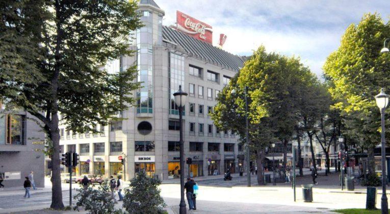 Thon Hotel Cecil Oslo