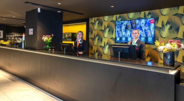 Thon Hotel Maritim Stavanger resepsjon