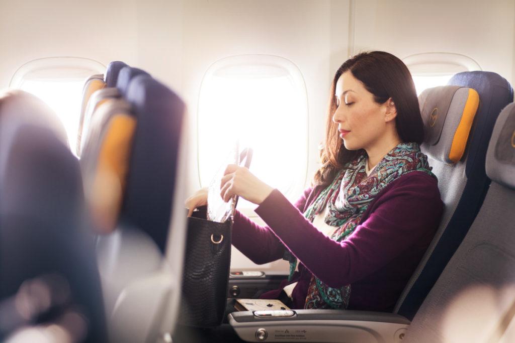 Lufthansa Economy Class med Economy Light-billett