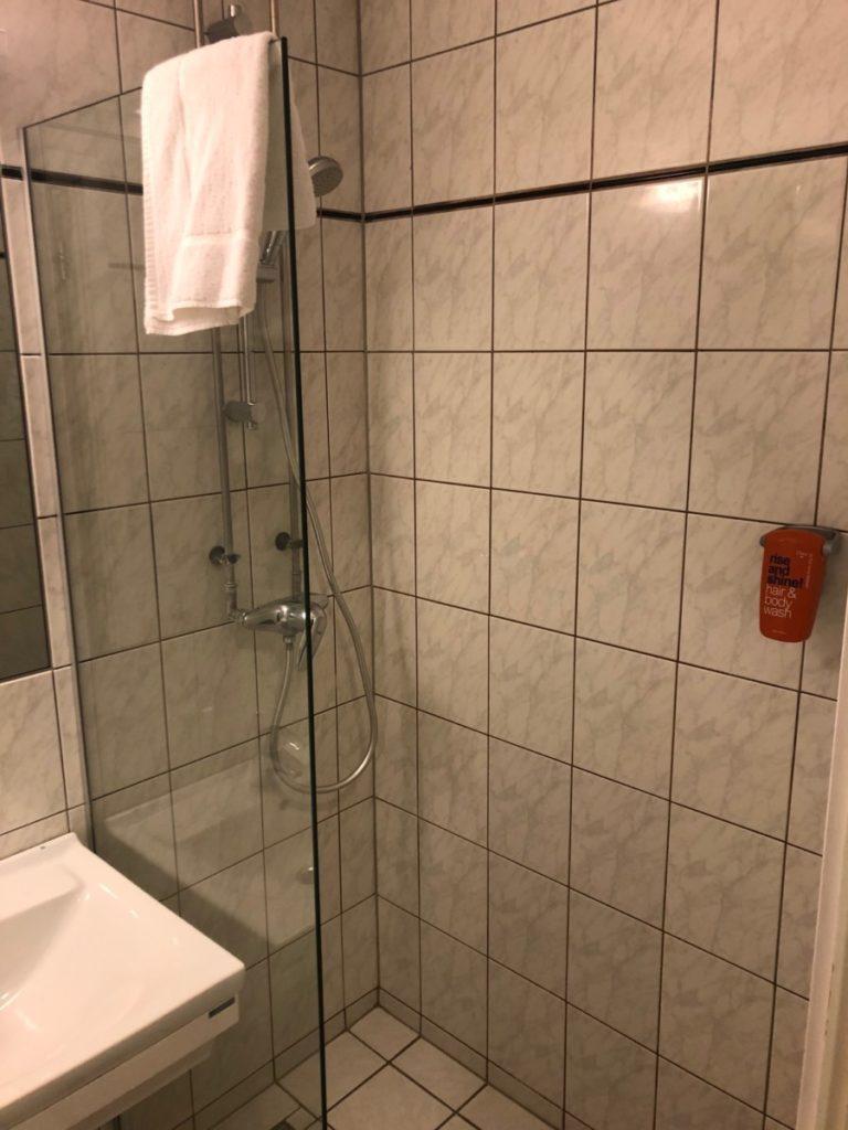 Bad og dusj