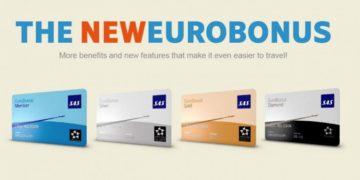 SAS Beste Tilgjengelighet EuroBonus-billetter med dynamisk prising