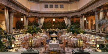 Palmehaven på Britannia Hotel