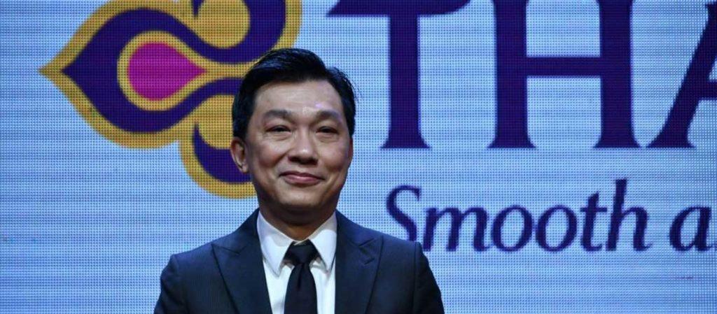 Sumeth Damrongchaitham i Thai Airways