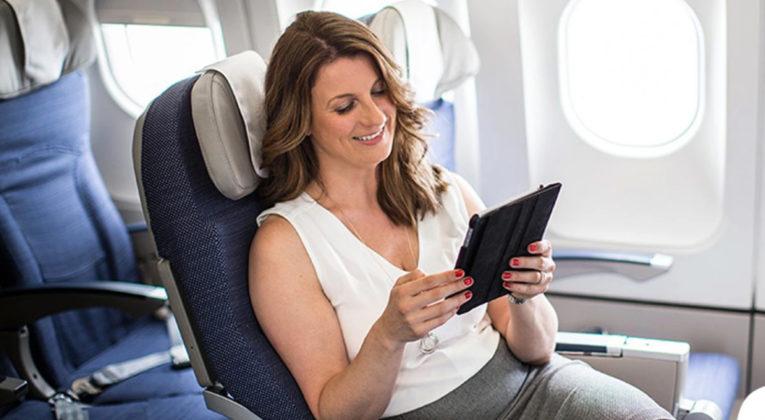 Brussels Airlines dropper papiraviser