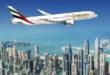 Emirates Boeing 787-9 Dreamliner