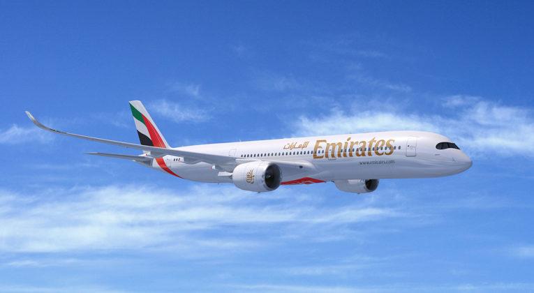 Emirates Airbus A350-900