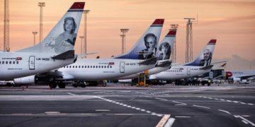 Norwegian ved København Lufthavn