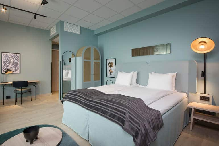 Scandic Hotel Sjølyst Superior-rom