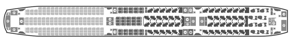 Boeing 787-10 setekart