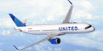 United Airlines Airbus A321XLR