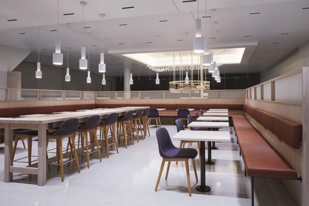 Finnair Business Lounge Helsinki