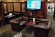 Sitterplasser i Classic Lounge Moskva Sheremetyevo