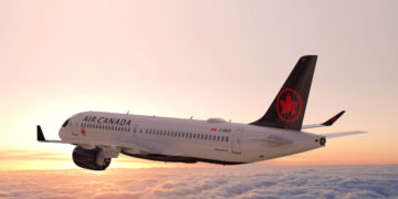 Air Canada Airbus A220-300