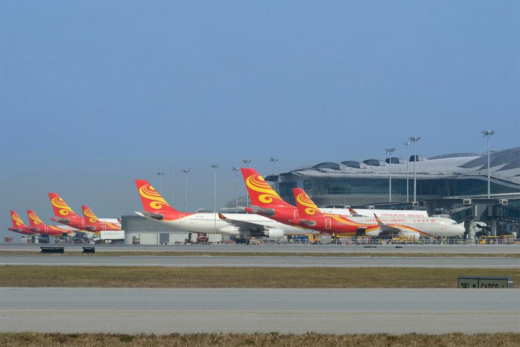 Hong Kong Airlines flåte