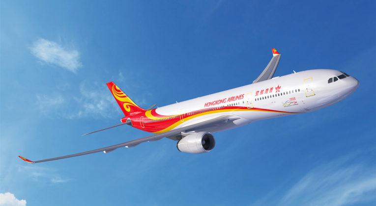 Hong Kong Airlines Airbus A350
